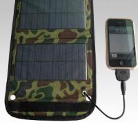 Quality China Solar Energy /Folding Portable USB Mobile Phone Solar Panel Charger for sale