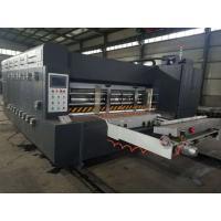 Quality high speed ink printing slotting machine for sale