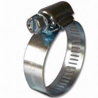 Quality Tridon Hose Clamp with Perforated Band, Available in 8 or 12.7mm Bandwidth for sale