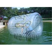 Quality 2014 Professional 0.7mm TPU inflatable water roller for sale for sale