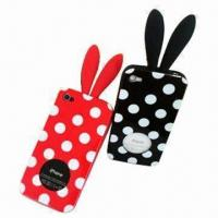 Quality Cellphone Cases for iPhone 5, Made of TPU, Unique Design, Many Colors Available for sale