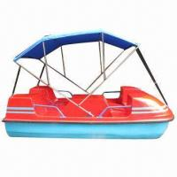Quality Pedal Boat in Amusement Type, with Foot Pedal, Measures 3.2 x 1.5 x 0.7m for sale