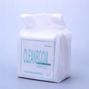 China Laser Cut Printer Head Class 100 Cleanroom Wiper on sale