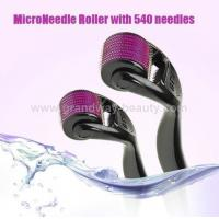 China Medical Skin Microneedling Meso Roller on sale