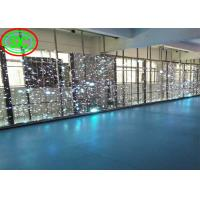 China Advertising Panel Epistar Chip Transparent Led Curtain Screen on sale