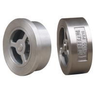 Quality spring loaded wafer check valve for sale