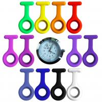 Quality Hot sale promotional gifts silicone nurse watch,watch for nurse job for sale