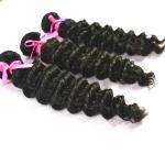 Quality 10A Grade Brazilian Deep Wave 4 Bundles Hair Brazilian Virgin Hair Unprocessed Brazilian Curly Weave Human Hair for sale
