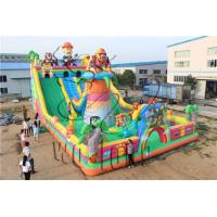 Quality 2014 hot sale inflatable bouncer with climbing for sale for sale