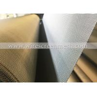 High Strength Stainless Steel AISI304 Wire Screen Mesh High Temperature Oxidation Resistance For Petroleum Equipment