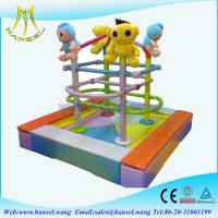 China Hansel electronic cheap kids playhouses for indoor playground on sale