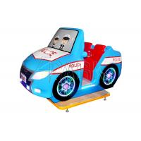 Quality Music Fiberglass Kiddie Rides Machine / Electric Kiddie Ride For Mall Rental for sale