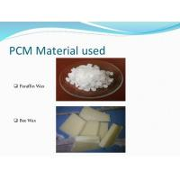 Quality Paraffin Wax PCM Phase Change Material PCM In Energy Storage System for sale