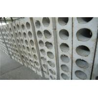 High Rise Building Mgcl2 / Fiber Lightweight Prefab Interior Wall Panels