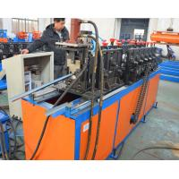 China High Speed Colour Steel Angle Profile Making Machine , metal roll forming systems on sale