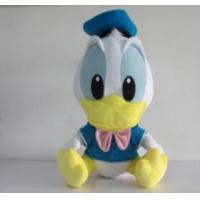 Quality Stuffed Plush Cartoon Donald duck for sale
