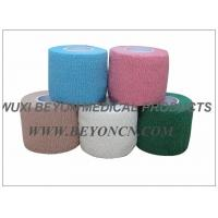 Cotton Cohesive Bandage For Surgical use in Hospital Stretch MAX Compression