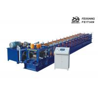 Buy Hydraulic Automatic C Purlin Roll Forming Machine With Punching Holes at wholesale prices