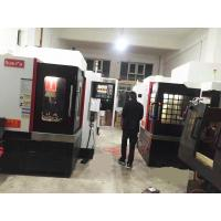 Quality Box Way CNC Vertical Machining Center  japanese CNC Machines 24T Arm Type for sale