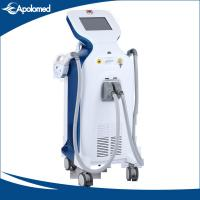 China Multi Spot Professional Laser Hair Removal equipment / Acne Pigmentation Removal wholesale