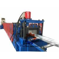 Quality 1-2mm Galvanizing Steel  , Perforated Cable Tray Cold Roll Forming Machine for sale