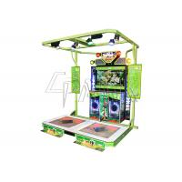 Quality Fitness Room Coin Operated Arcade Dance Machine For Entertainment Hall for sale