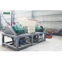 Quality ISO9001 Safety Industrial Wood Crusher , Wood Chipper Shredder High Capacity for sale
