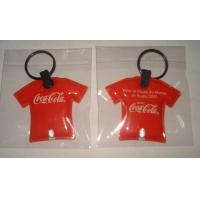 China Business Style Smart Custom PVC Keychains For Company Advertisement on sale