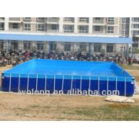 China 2014 Inflatable Water pool, Inflatable swimming pool, Water floating Games on sale