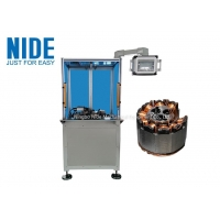 Quality Electric Motor Segmented Stator Core Rolling Up Machine for sale