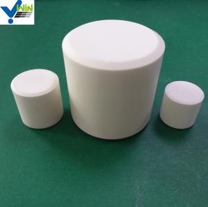 China 92% Alumina grinding media milling cylinder on sale