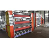 Quality Industrial Paperboard Production Line / Gluer Machine To Paste Glue On Paper for sale