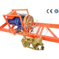 Quality Steel Cord Belt Stripping Machine 380V 3KW For Power Plants / Ports for sale