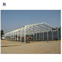 prefab steel structures Tension Fabric Structures provide Hangar Solution