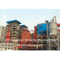 Buy Coal Fired High Efficiency Circulating Fluidized Bed Hot Water Boiler at wholesale prices