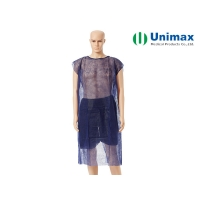 Quality Disposable Isolation Gowns Without Sleeves for sale