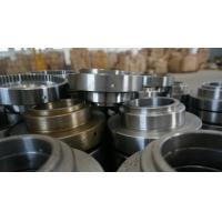 Quality Nonstandard CB DIN 35CrNiMo Flange Ring CNC Machining Parts For Offshore Machinery for sale