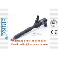 ERIKC 0 445 110 366 Bosch injector Auto Parts 0445110366 Common Rail Injection System 0445 110 366
