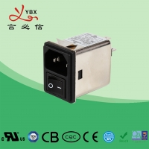 Quality Multiple Output General 0.3uA Socket RFI Power Filter for sale