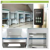 China Vertical Clean Bench Portable Clean Rooms 99.995% Stainless Steel for Single Person on sale