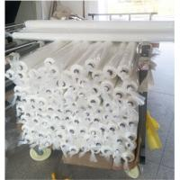 Quality Long Working Life Flour Bolting Cloth , White 10GG Nylon Filtration Mesh for sale