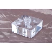 Quality Clear Silicone Tattoo Gun Holder , Rotary Tattoo Drawing Pen Holder for sale
