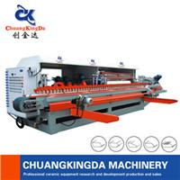 Quality Automatic Marble Tiles Arc Edge Skirting Step Polishing Machine Good Quality Made In China for sale