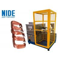 Quality Automatic Large Pump Motor Coil Winding Machine for sale