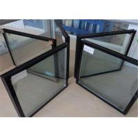 Quality Heatproof Clear Double Glazing Tinted Glass For Building Doors / Windows for sale