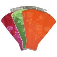 Colorful OPP Flower Sleeves , Floral Bouquet Packing Material with Custom Printing
