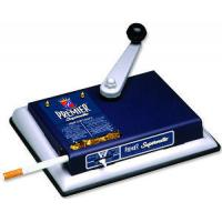 China manual cigarette tube filter tobacco rolling machine with plastic mouth on sale