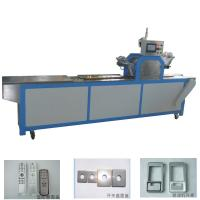 China JL-H50D continuous heat transfer machine / hot stamping machine on sale