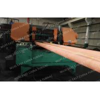 Quality Alloy Cu - Ni Copper Continuous Casting Machine One Strand 20mm Thickness for sale
