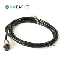 Quality 8 Pin Female Industrial Wire Harness Fast Connect Water Resistant for sale
